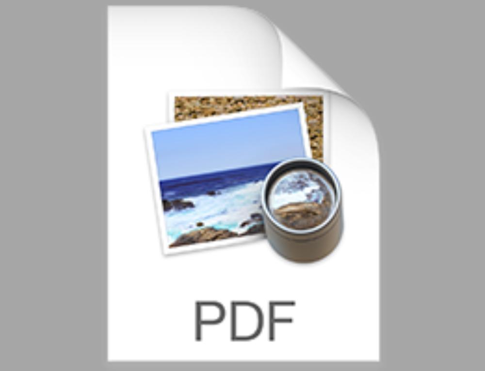 Mac Tip: Print To PDF Keyboard Shortcut