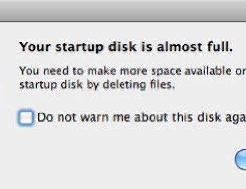 Tutorial: Ten Ways To Reclaim Space on Your Mac Hard Drive