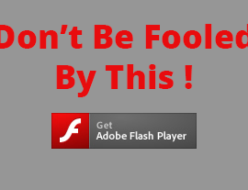 Deceptive Adobe Flash Upgrade Alerts Lead to Malware Installation